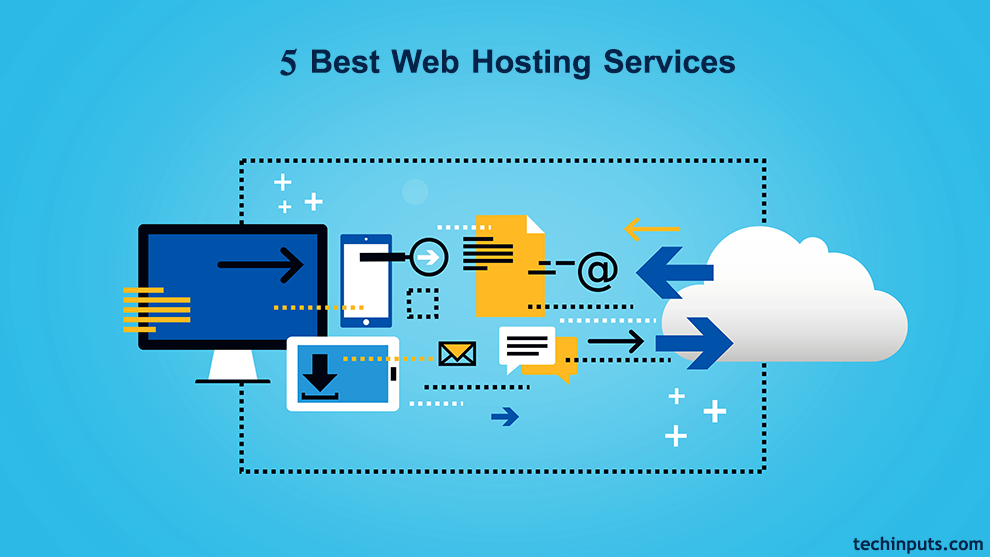 5 Best Web Hosting Service Providers