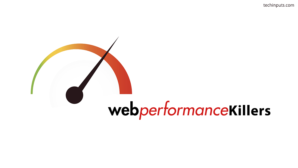 Top 10 Web Performance Killers