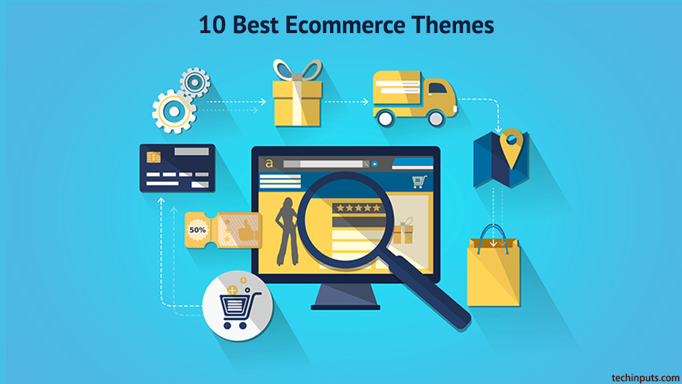 10 Best Ecommerce Themes