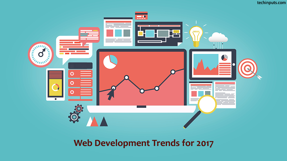 10 + Web Development Trends for 2017